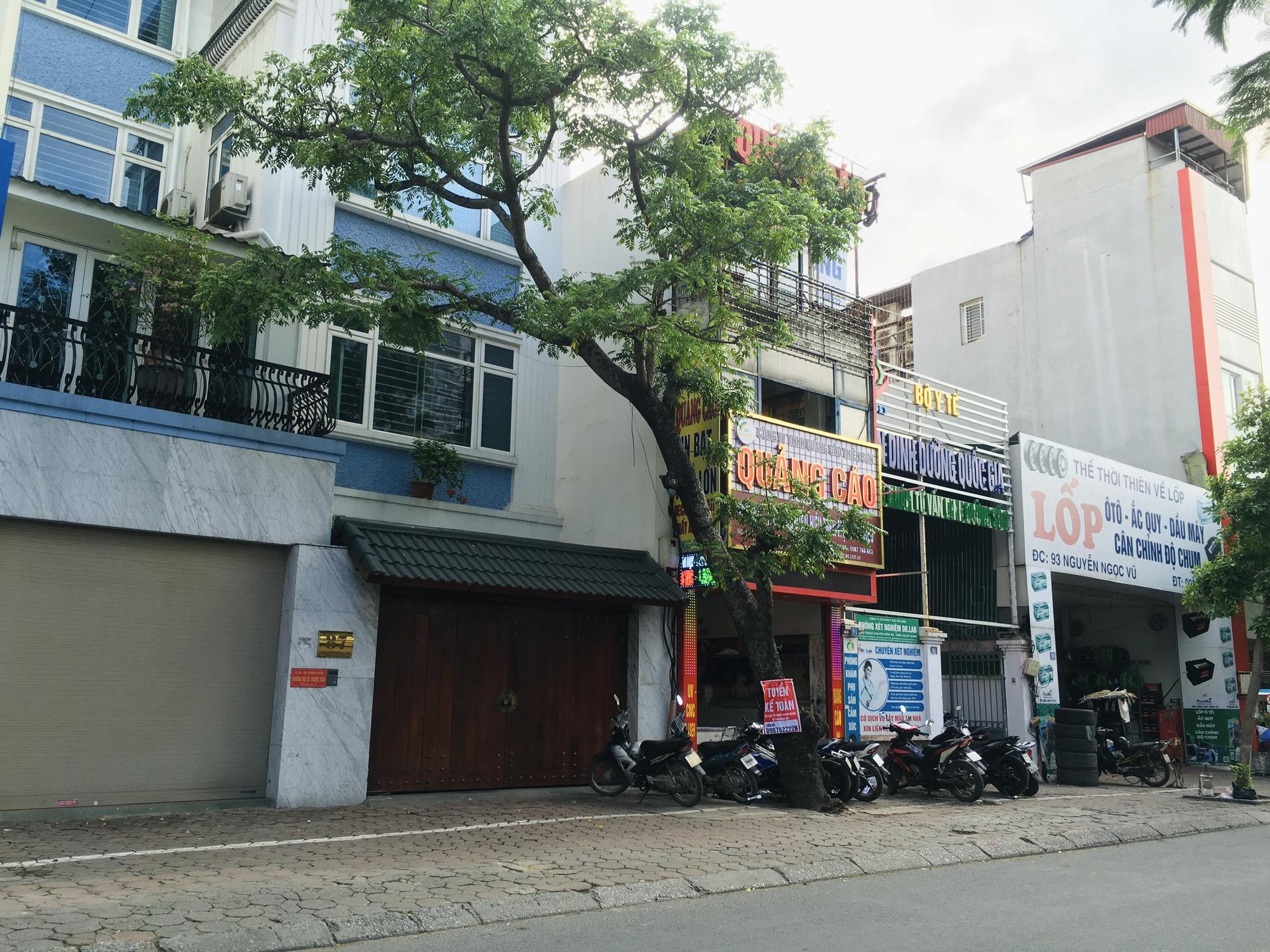 Những khu dính quy hoạch phường Trung Hòa, Cầu Giấy, Hà Nội (phần 1) - Ảnh 5.