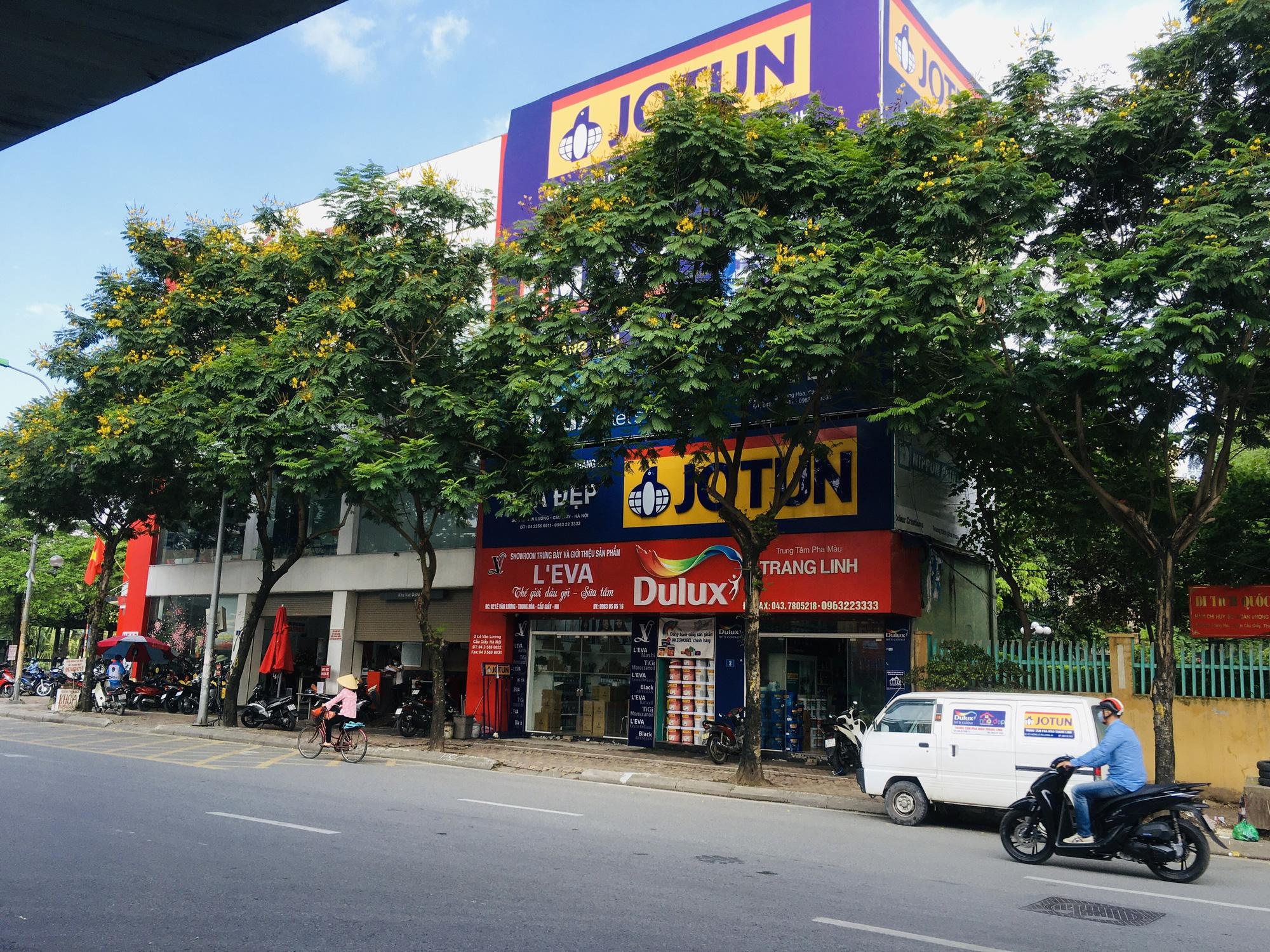 Những khu dính quy hoạch phường Trung Hòa, Cầu Giấy, Hà Nội (phần 1) - Ảnh 7.