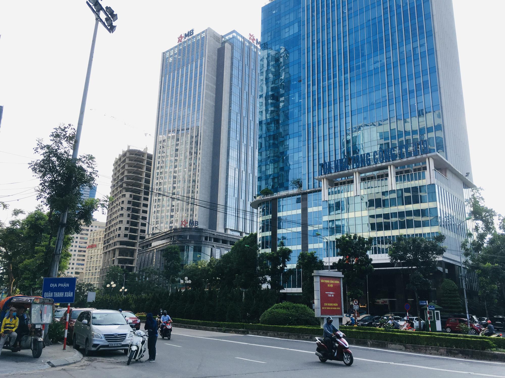 Những khu dính quy hoạch phường Trung Hòa, Cầu Giấy, Hà Nội (phần 1) - Ảnh 11.
