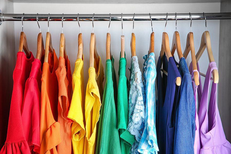 Mách bạn 5 cách sắp xếp tủ quần áo thông minh nhất - Ảnh 5.