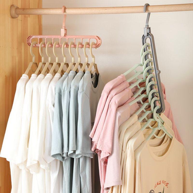 Mách bạn 5 cách sắp xếp tủ quần áo thông minh nhất - Ảnh 2.