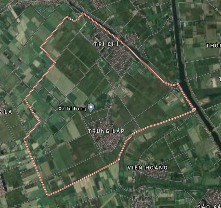 Kế hoạch sử dụng đất xã Tri Trung, Phú Xuyên, Hà Nội năm 2021 - Ảnh 1.