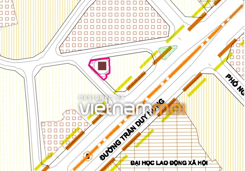 Những khu dính quy hoạch phường Trung Hòa, Cầu Giấy, Hà Nội (phần 2) - Ảnh 4.