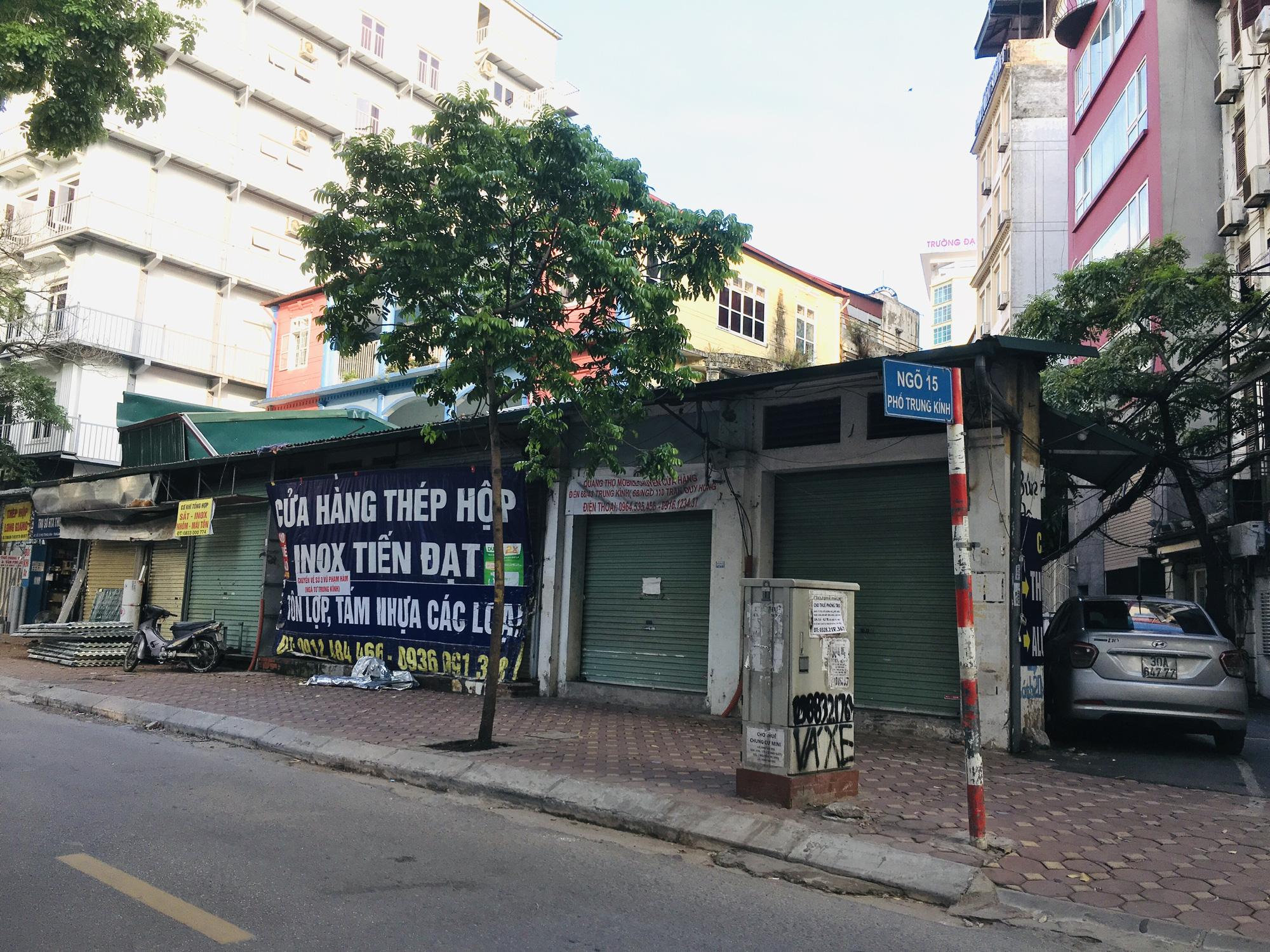 Những khu dính quy hoạch phường Trung Hòa, Cầu Giấy, Hà Nội (phần 2) - Ảnh 6.