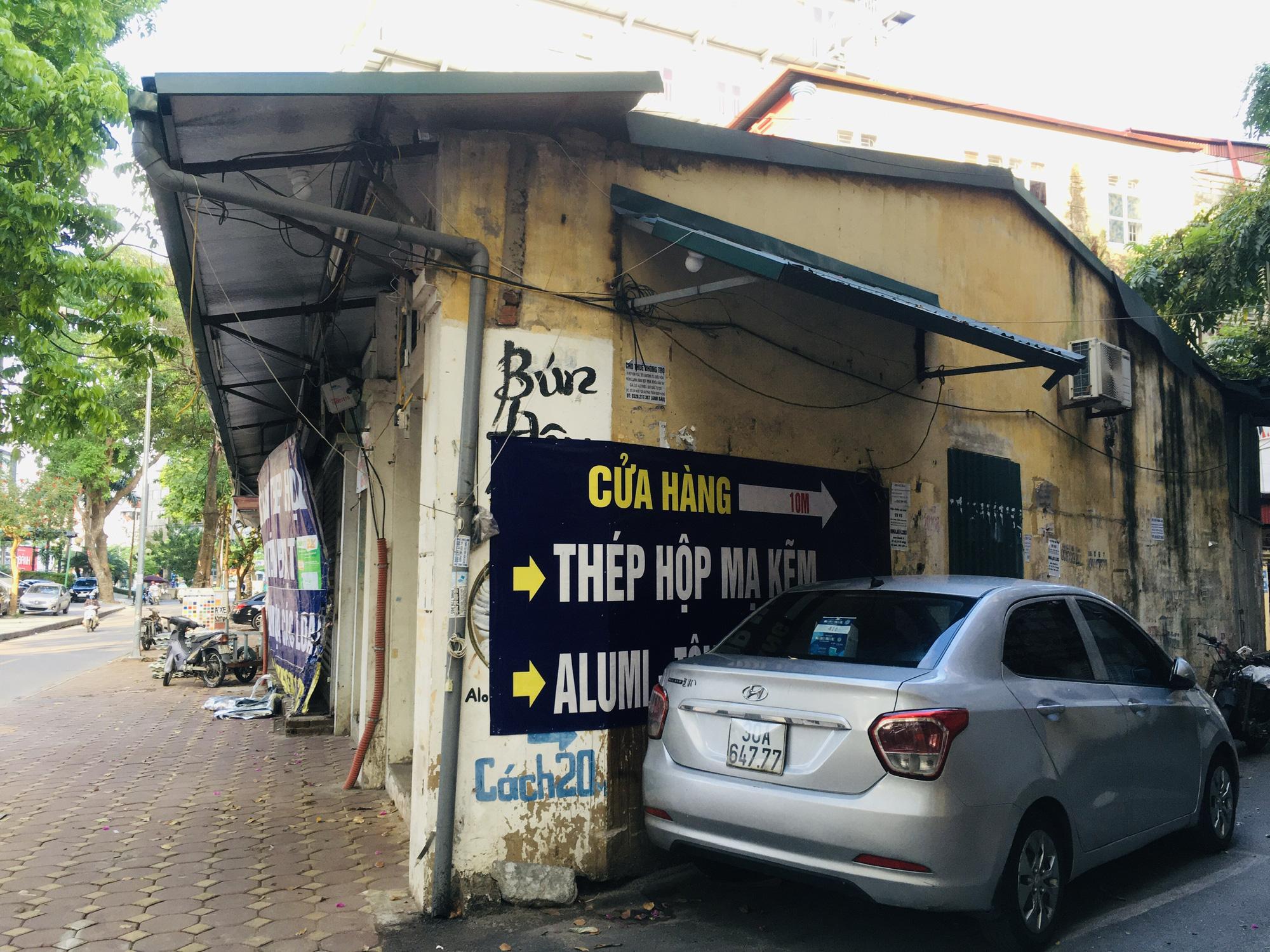 Những khu dính quy hoạch phường Trung Hòa, Cầu Giấy, Hà Nội (phần 2) - Ảnh 7.