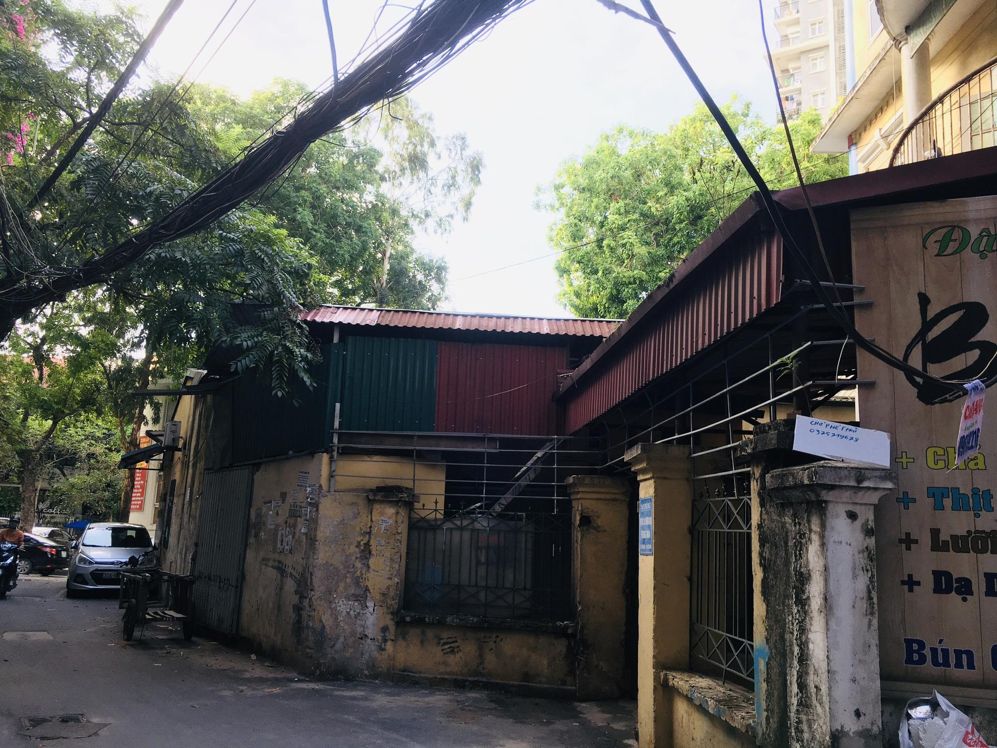 Những khu dính quy hoạch phường Trung Hòa, Cầu Giấy, Hà Nội (phần 2) - Ảnh 8.
