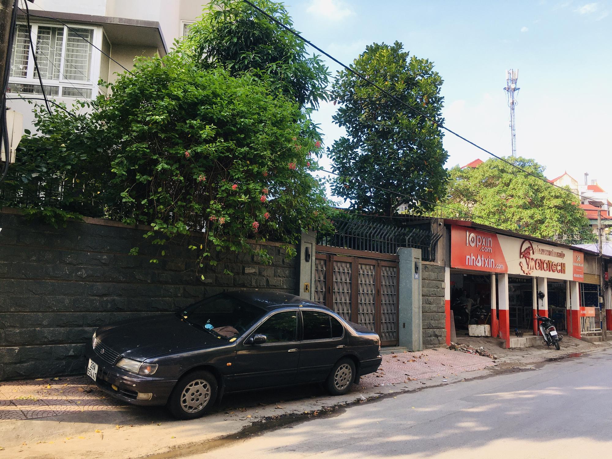 Những khu dính quy hoạch phường Trung Hòa, Cầu Giấy, Hà Nội (phần 2) - Ảnh 11.