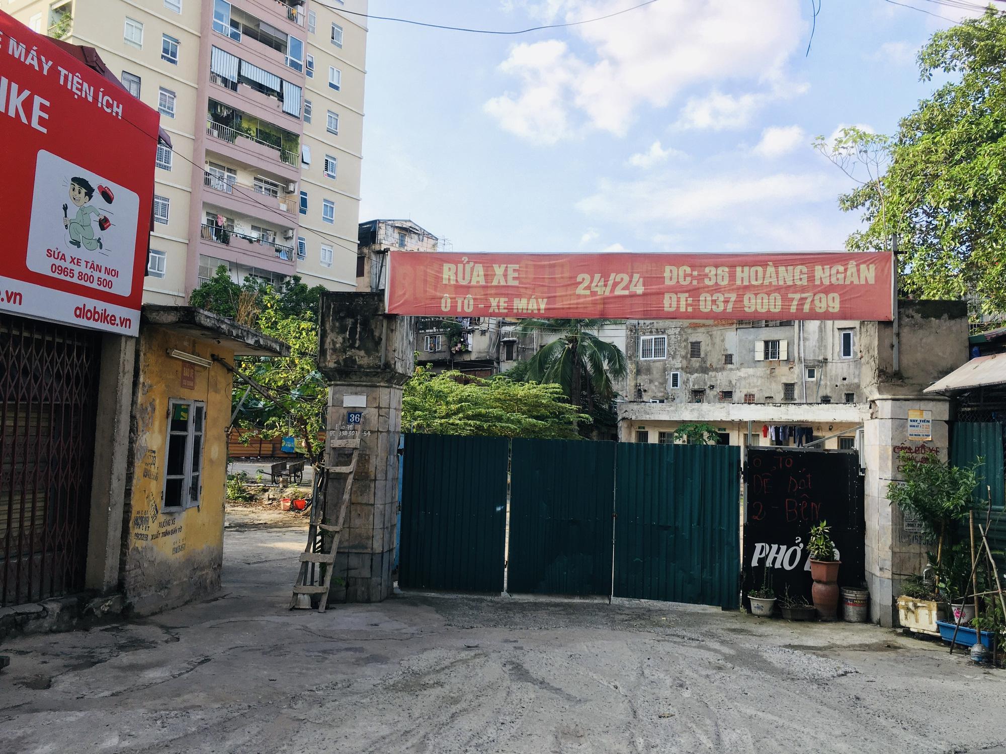 Những khu dính quy hoạch phường Trung Hòa, Cầu Giấy, Hà Nội (phần 2) - Ảnh 12.