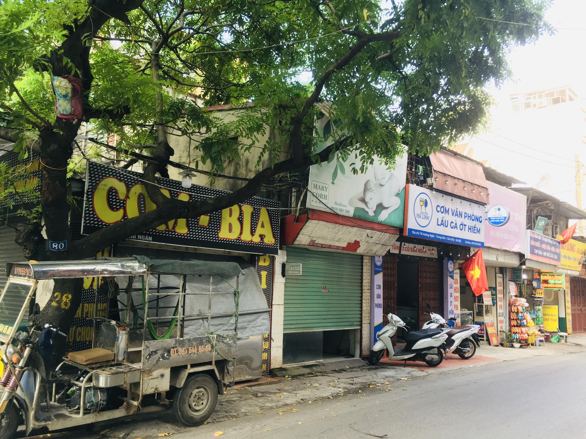 Những khu dính quy hoạch phường Trung Hòa, Cầu Giấy, Hà Nội (phần 2) - Ảnh 19.