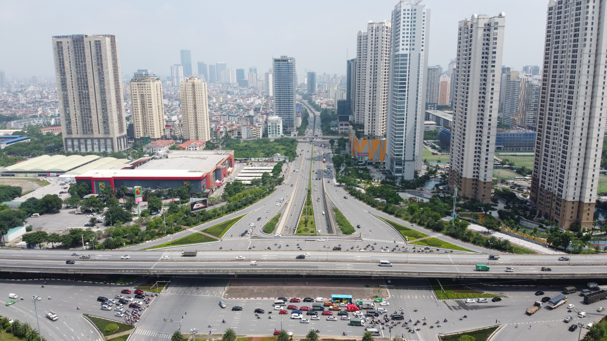 Những khu dính quy hoạch phường Trung Hòa, Cầu Giấy, Hà Nội (phần 2) - Ảnh 2.