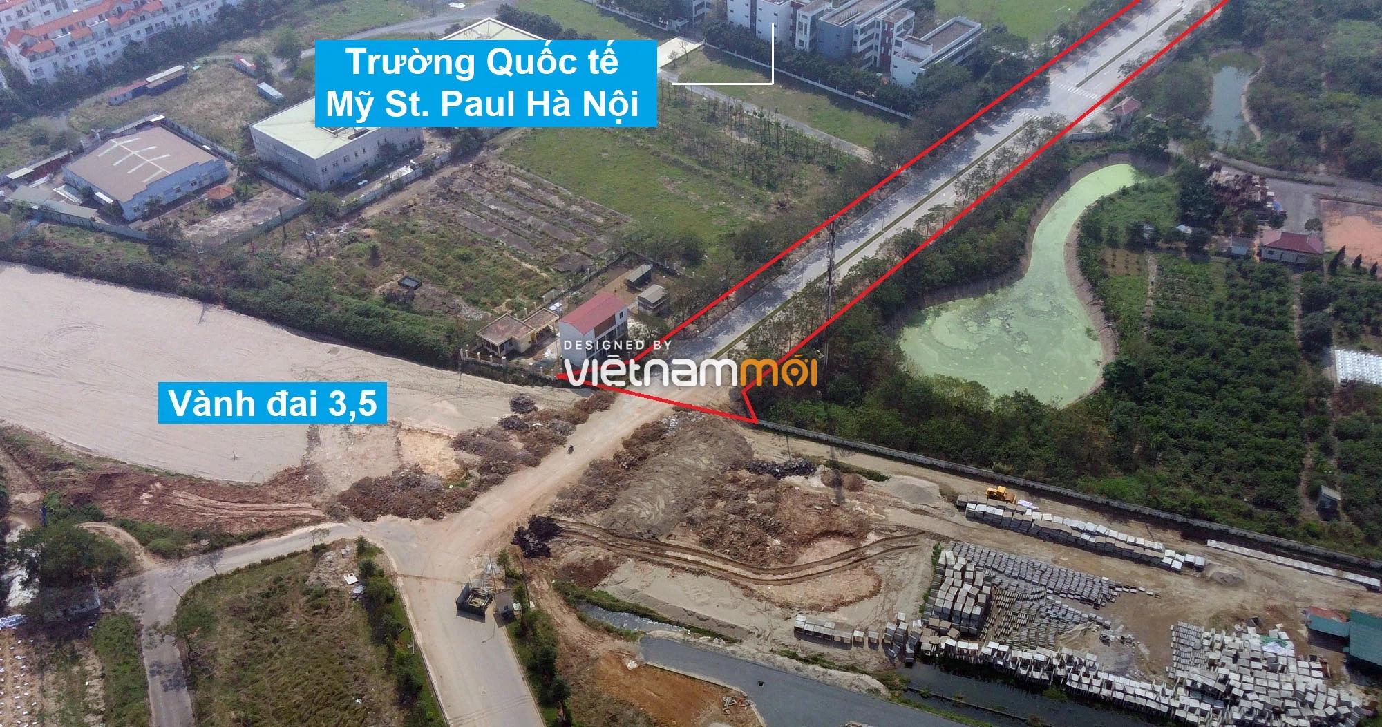 Đường sẽ mở theo quy hoạch ở xã An Khánh, Hoài Đức, Hà Nội (phần 2) - Ảnh 6.