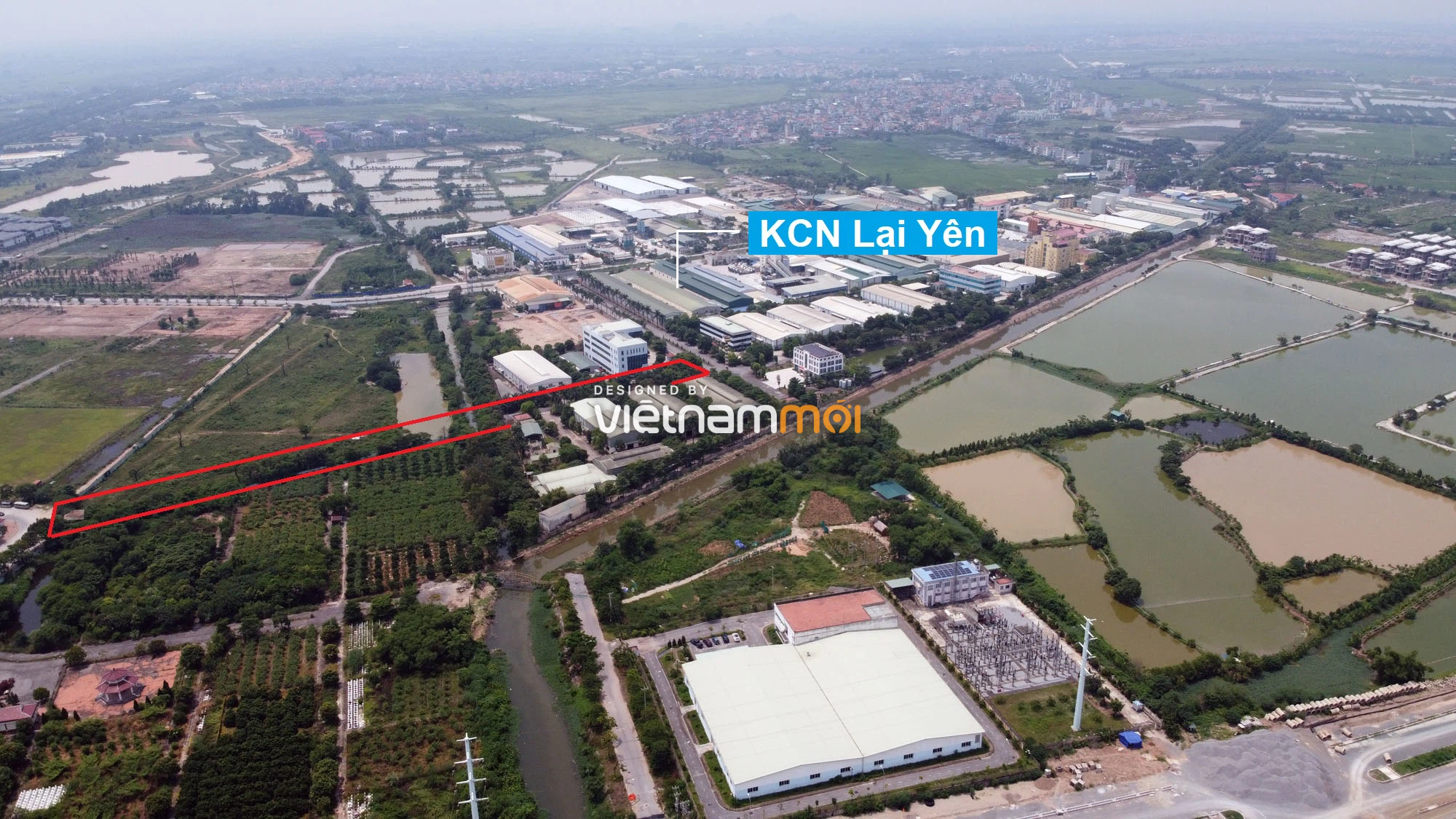 Đường sẽ mở theo quy hoạch ở xã An Khánh, Hoài Đức, Hà Nội (phần 2) - Ảnh 10.