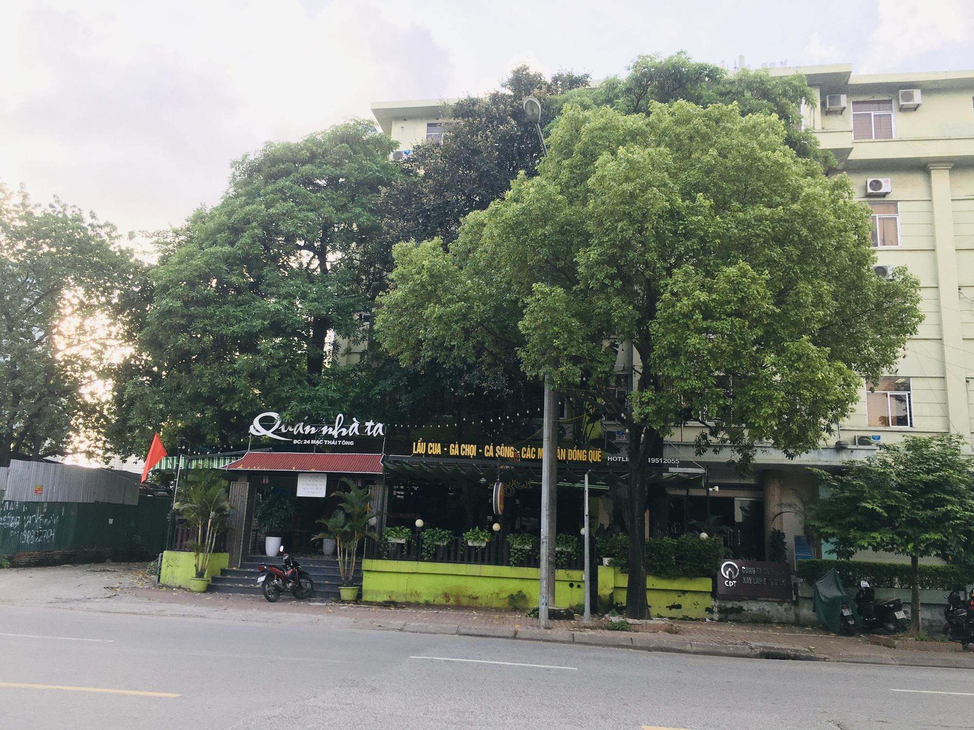 Những khu dính quy hoạch phường Trung Hòa, Cầu Giấy, Hà Nội (phần 3) - Ảnh 16.