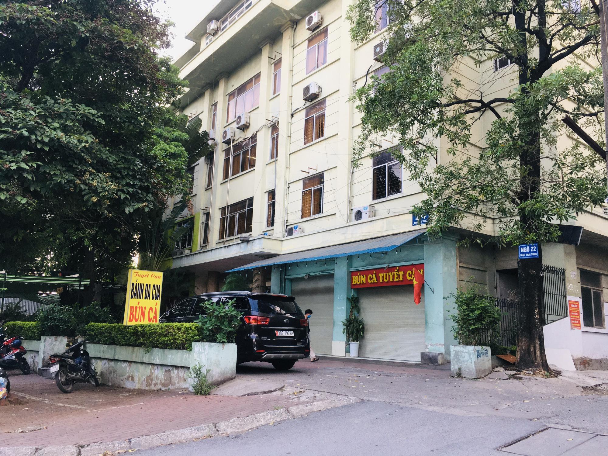 Những khu dính quy hoạch phường Trung Hòa, Cầu Giấy, Hà Nội (phần 3) - Ảnh 18.