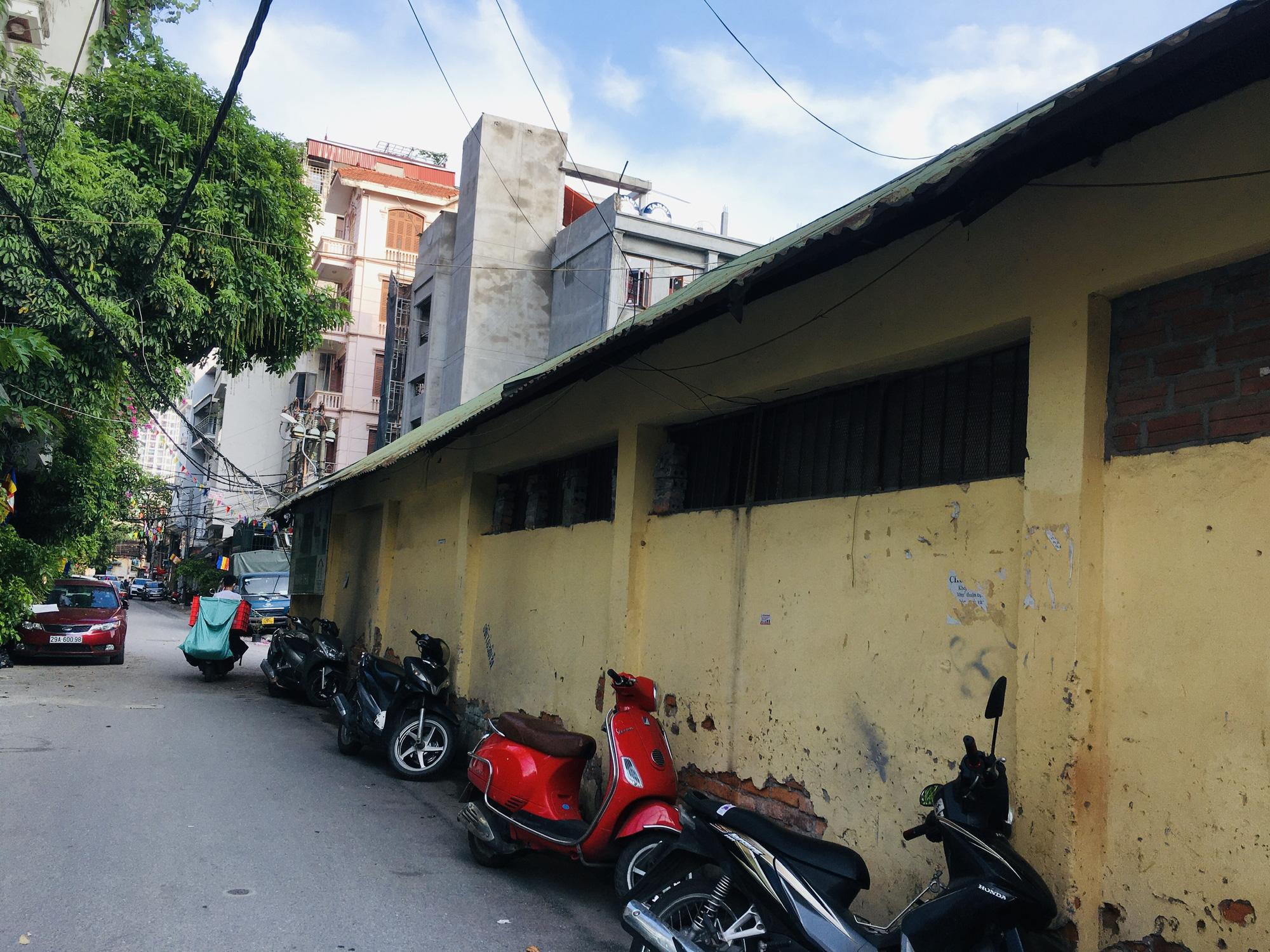Những khu dính quy hoạch phường Trung Hòa, Cầu Giấy, Hà Nội (phần 3) - Ảnh 21.