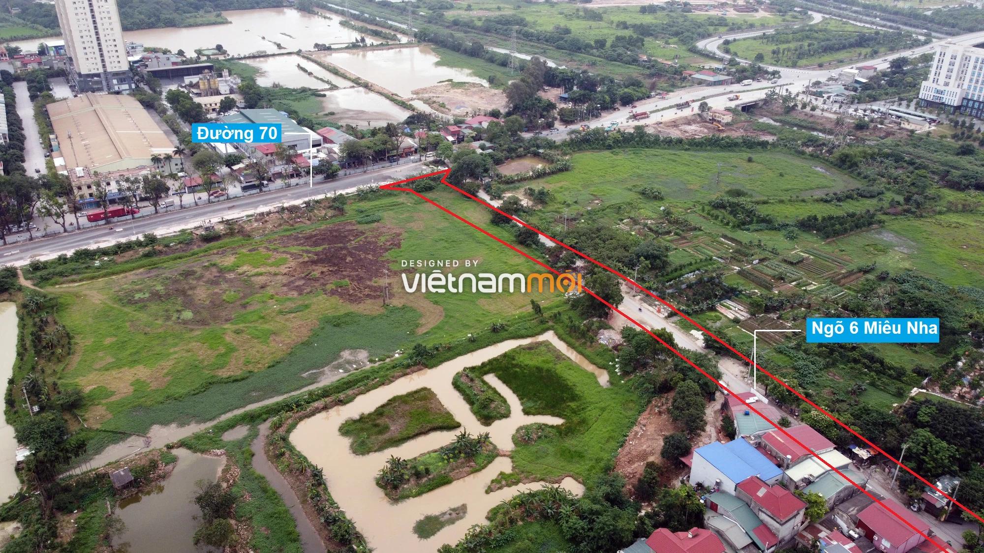 Những khu đất sắp thu hồi để mở đường ở phường Tây Mỗ, Nam Từ Liêm, Hà Nội (phần 5) - Ảnh 3.