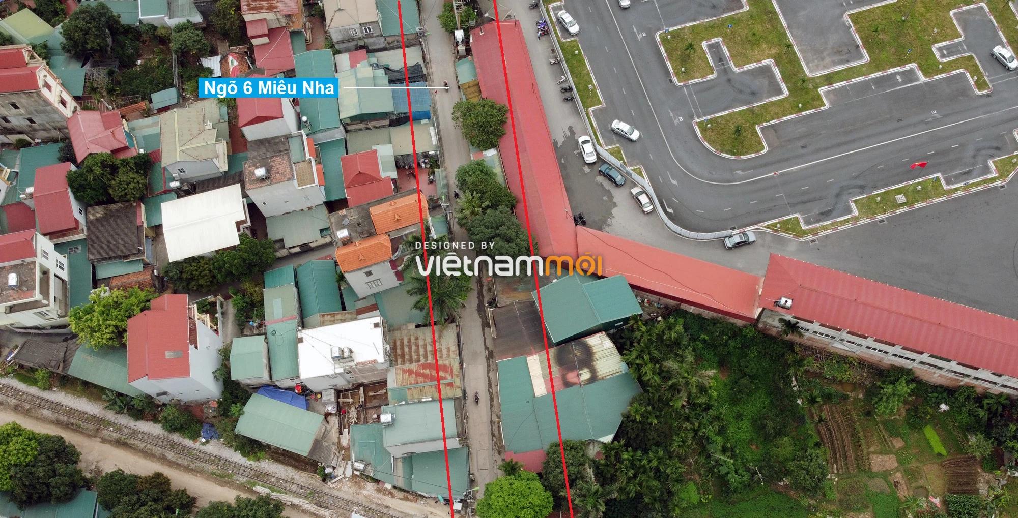 Những khu đất sắp thu hồi để mở đường ở phường Tây Mỗ, Nam Từ Liêm, Hà Nội (phần 5) - Ảnh 4.
