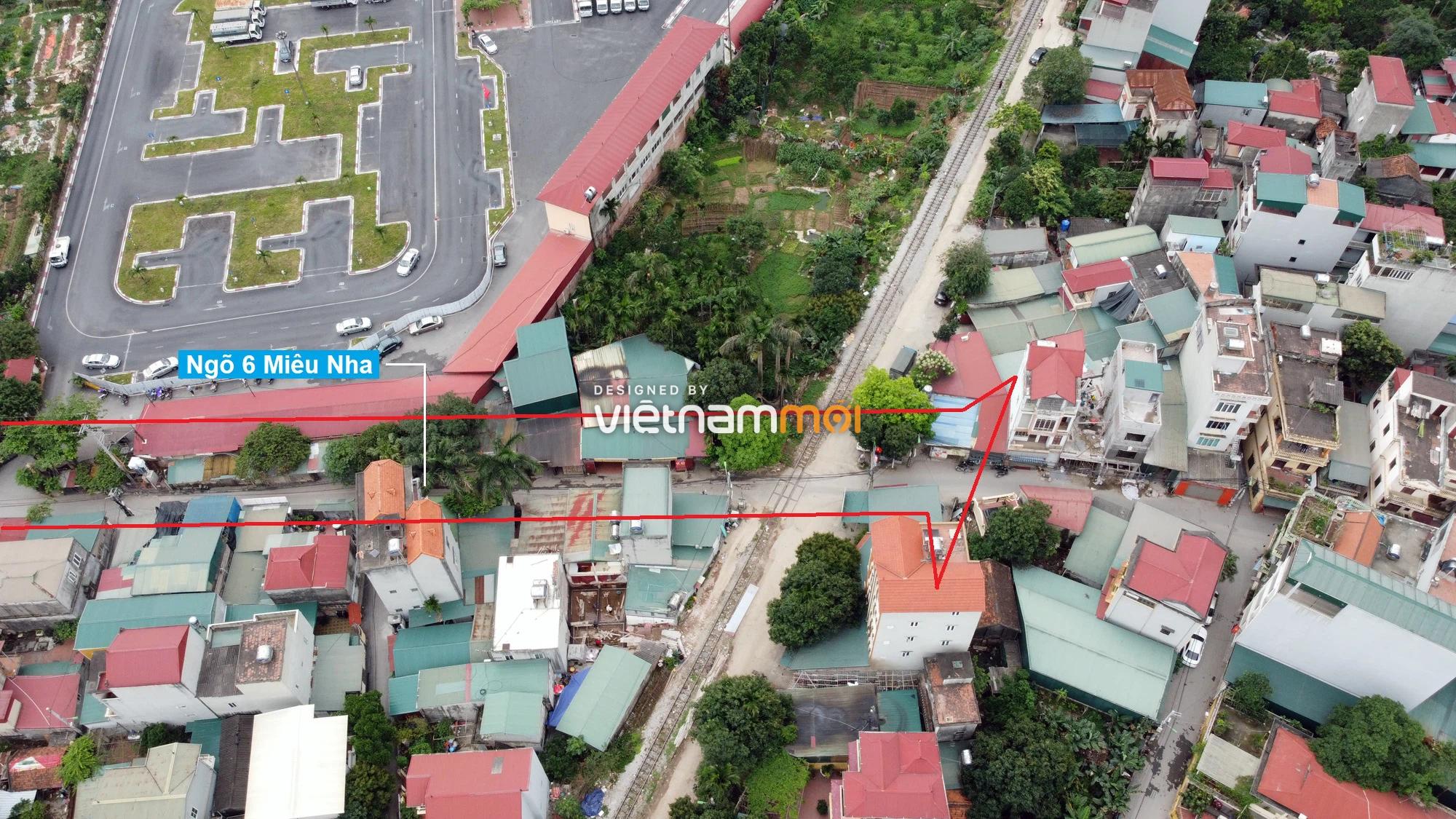 Những khu đất sắp thu hồi để mở đường ở phường Tây Mỗ, Nam Từ Liêm, Hà Nội (phần 5) - Ảnh 5.