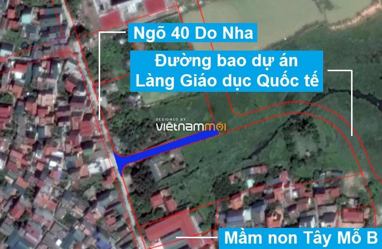 Những khu đất sắp thu hồi để mở đường ở phường Tây Mỗ, Nam Từ Liêm, Hà Nội (phần 5) - Ảnh 7.