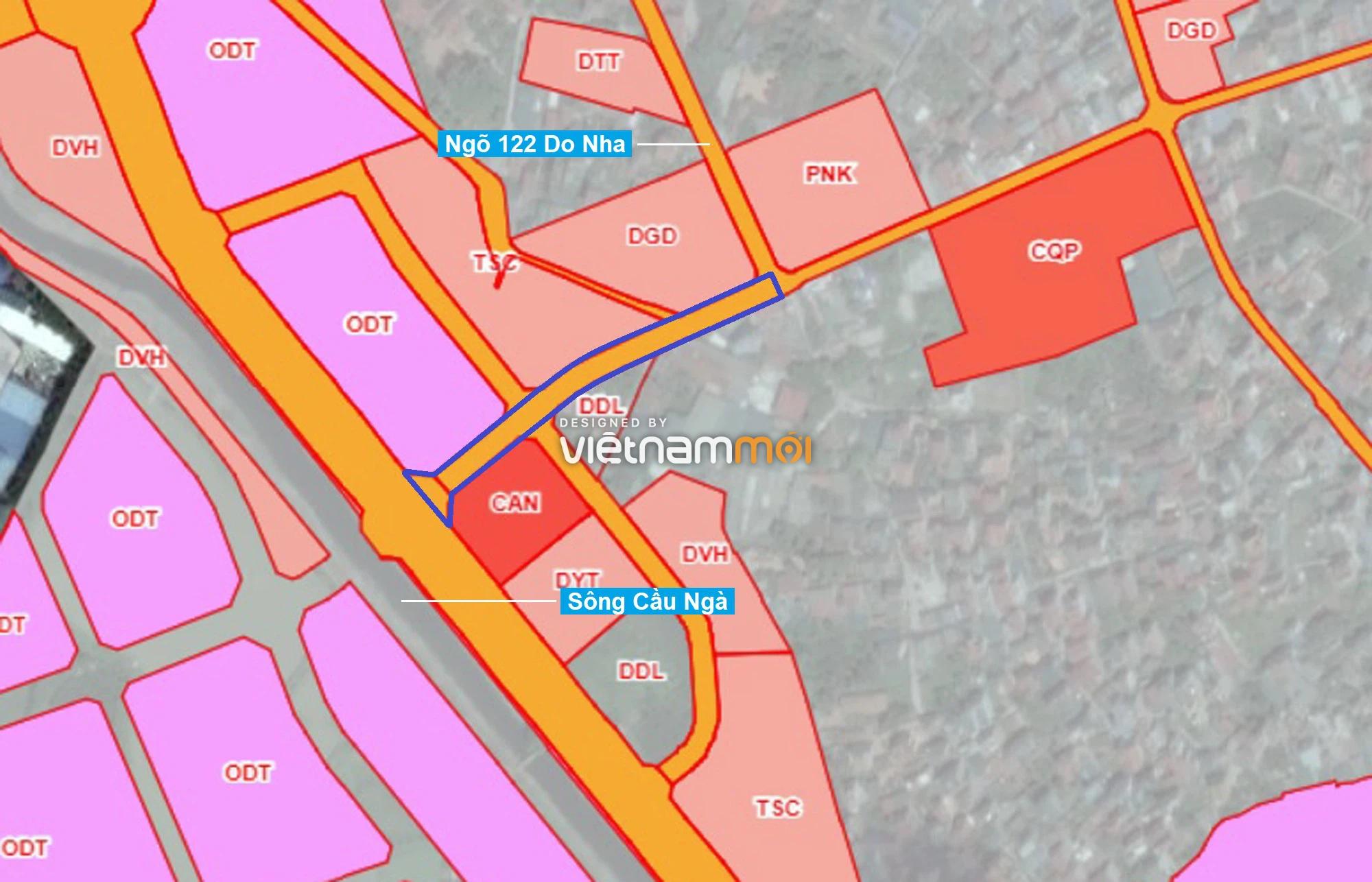 Những khu đất sắp thu hồi để mở đường ở phường Tây Mỗ, Nam Từ Liêm, Hà Nội (phần 5) - Ảnh 10.