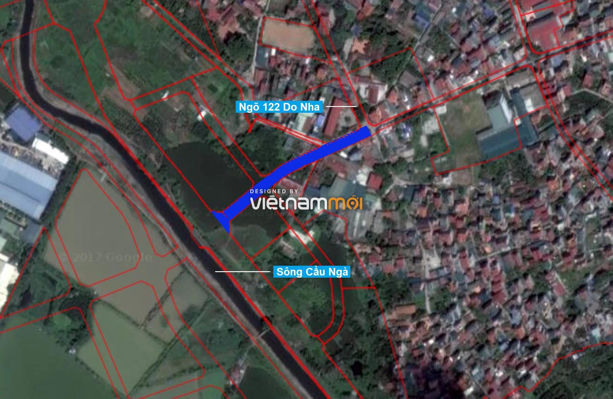 Những khu đất sắp thu hồi để mở đường ở phường Tây Mỗ, Nam Từ Liêm, Hà Nội (phần 5) - Ảnh 11.