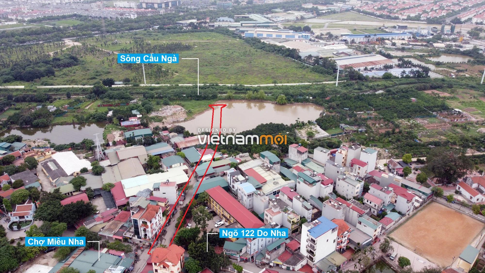 Những khu đất sắp thu hồi để mở đường ở phường Tây Mỗ, Nam Từ Liêm, Hà Nội (phần 5) - Ảnh 12.