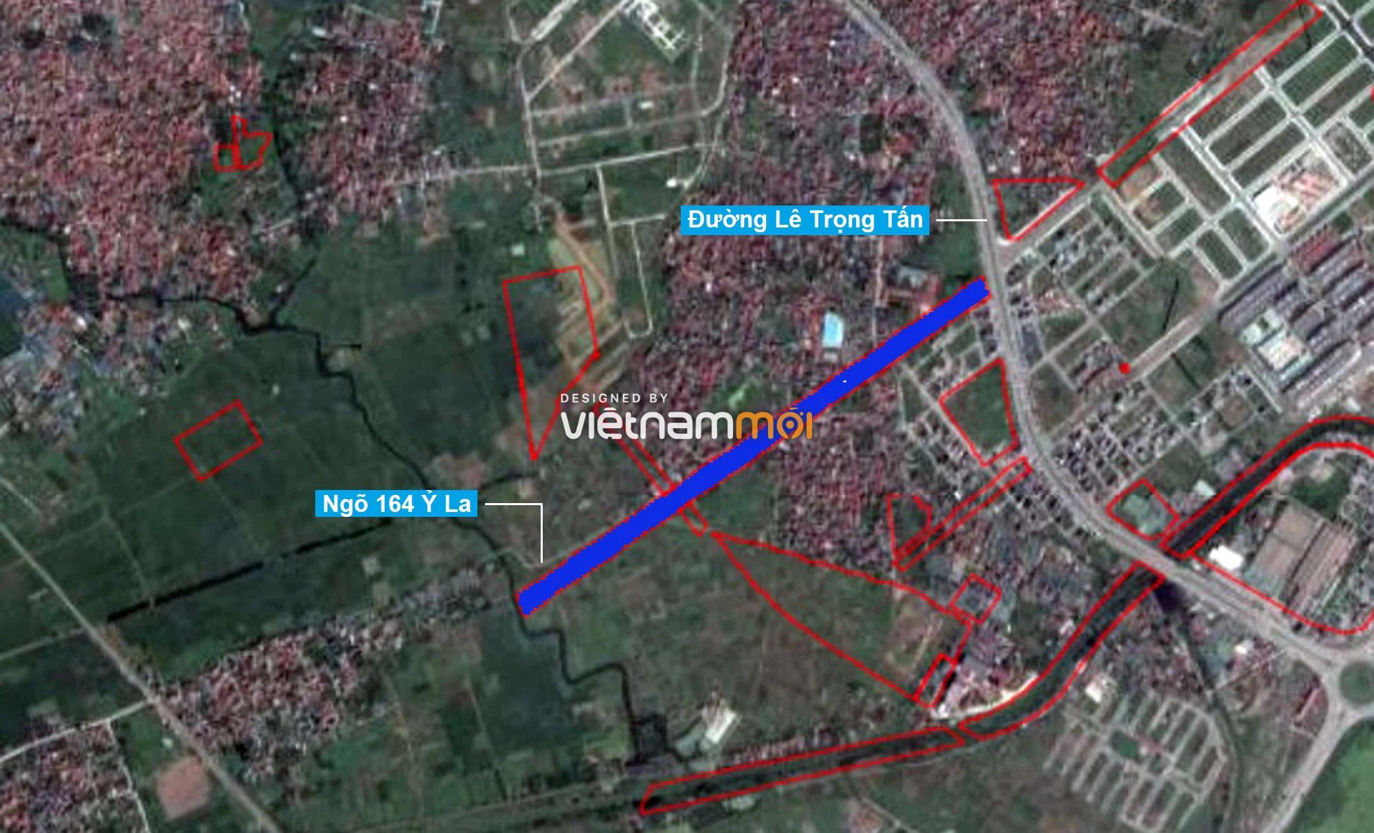 Những khu đất sắp thu hồi để mở đường ở phường Dương Nội, Hà Đông, Hà Nội (phần 1) - Ảnh 2.