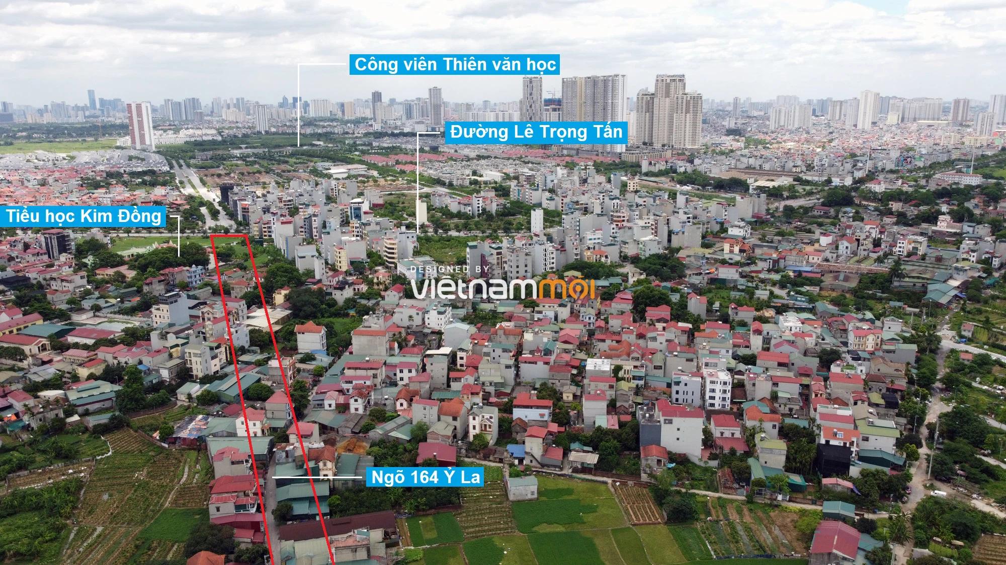 Những khu đất sắp thu hồi để mở đường ở phường Dương Nội, Hà Đông, Hà Nội (phần 1) - Ảnh 3.
