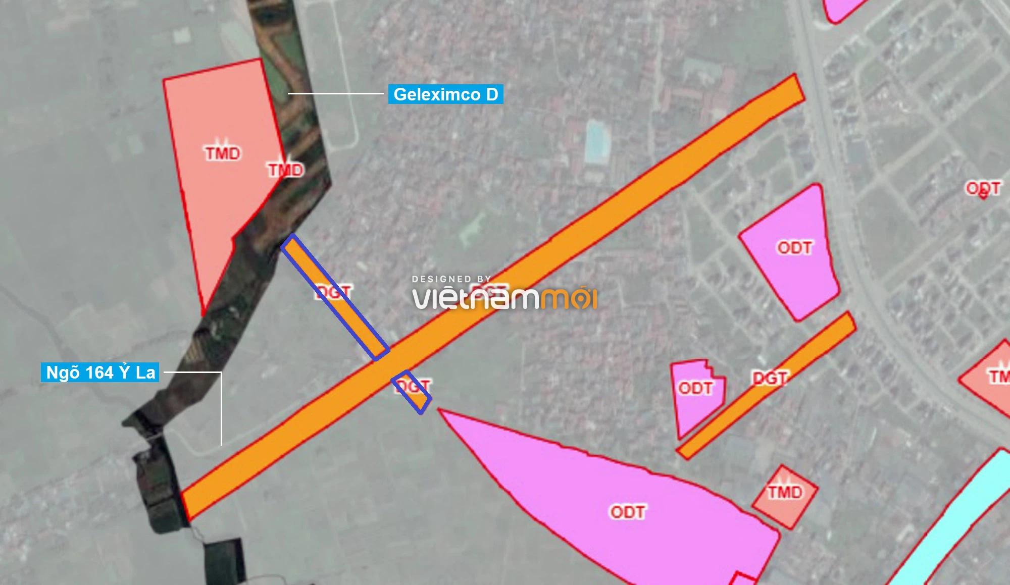 Những khu đất sắp thu hồi để mở đường ở phường Dương Nội, Hà Đông, Hà Nội (phần 1) - Ảnh 6.