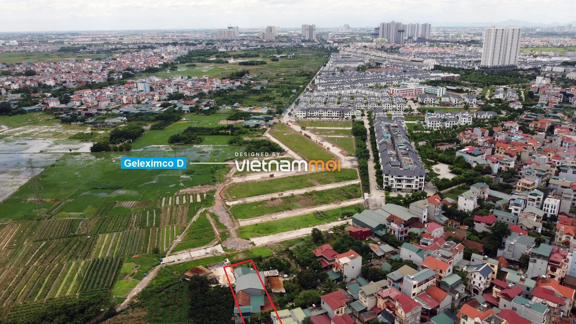 Những khu đất sắp thu hồi để mở đường ở phường Dương Nội, Hà Đông, Hà Nội (phần 1) - Ảnh 9.
