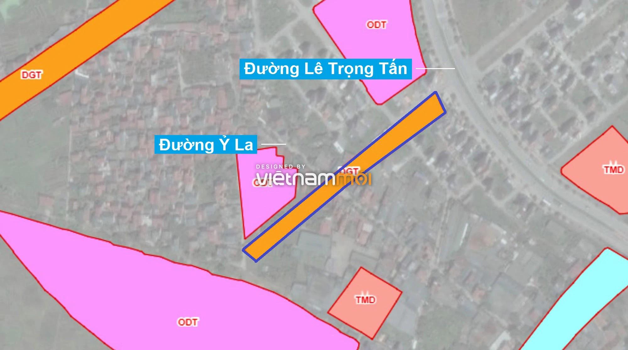 Những khu đất sắp thu hồi để mở đường ở phường Dương Nội, Hà Đông, Hà Nội (phần 1) - Ảnh 12.