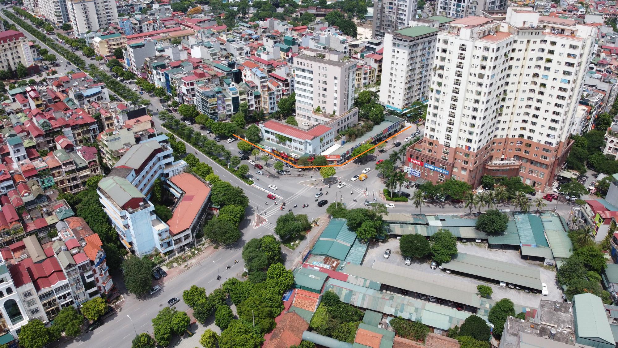Những khu dính quy hoạch phường Trung Hòa, Cầu Giấy, Hà Nội (phần 3) - Ảnh 11.