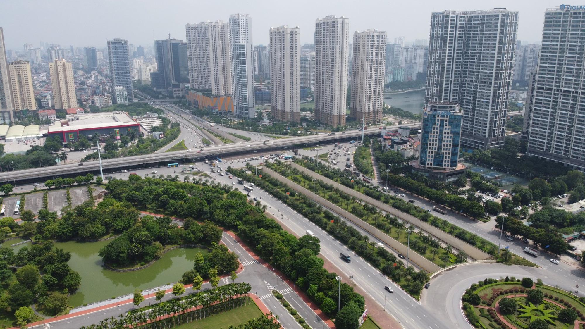 Những khu dính quy hoạch phường Trung Hòa, Cầu Giấy, Hà Nội (phần 3) - Ảnh 2.