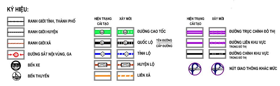 Bản đồ quy hoạch giao thông xã Đông Yên, Quốc Oai, Hà Nội - Ảnh 3.