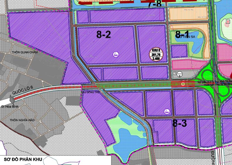 Bản đồ quy hoạch sử dụng đất xã Phú Nghĩa, Chương Mỹ, Hà Nội - Ảnh 2.