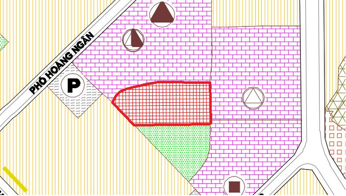 Những khu dính quy hoạch phường Trung Hòa, Cầu Giấy, Hà Nội (phần 3) - Ảnh 3.