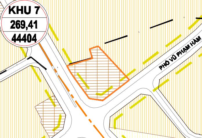 Những khu dính quy hoạch phường Trung Hòa, Cầu Giấy, Hà Nội (phần 3) - Ảnh 5.