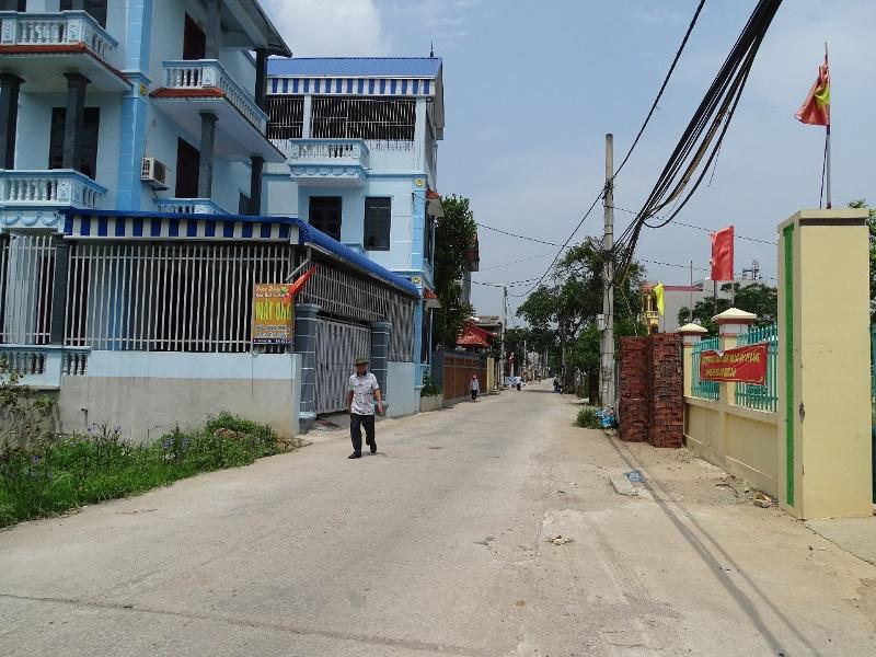 Kế hoạch sử dụng đất xã Quảng Bị, Chương Mỹ, Hà Nội năm 2021 - Ảnh 1.