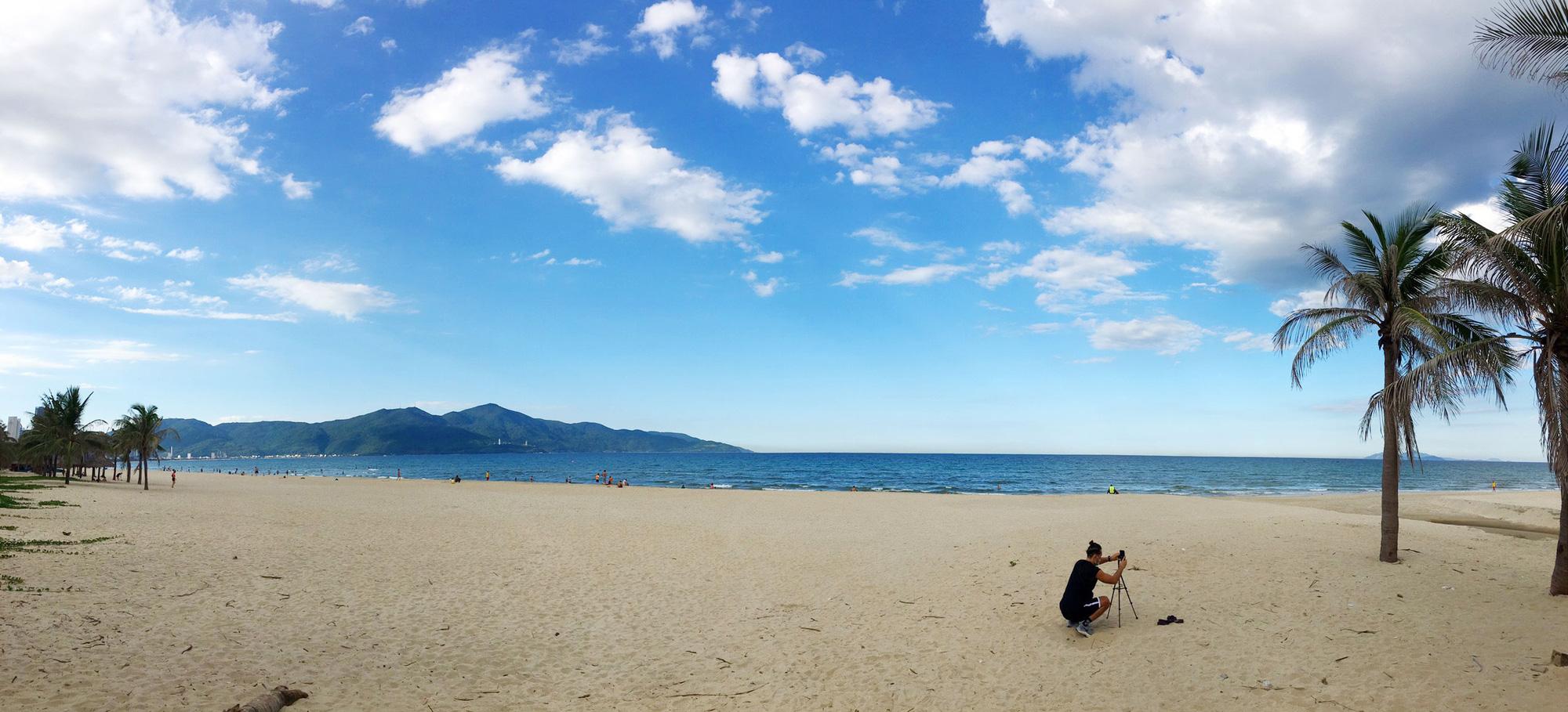 Cận cảnh hai khu đất sát bãi biển Mỹ Khê đẹp nhất Đà Nẵng sẽ đấu giá làm bãi đỗ xe - Ảnh 10.