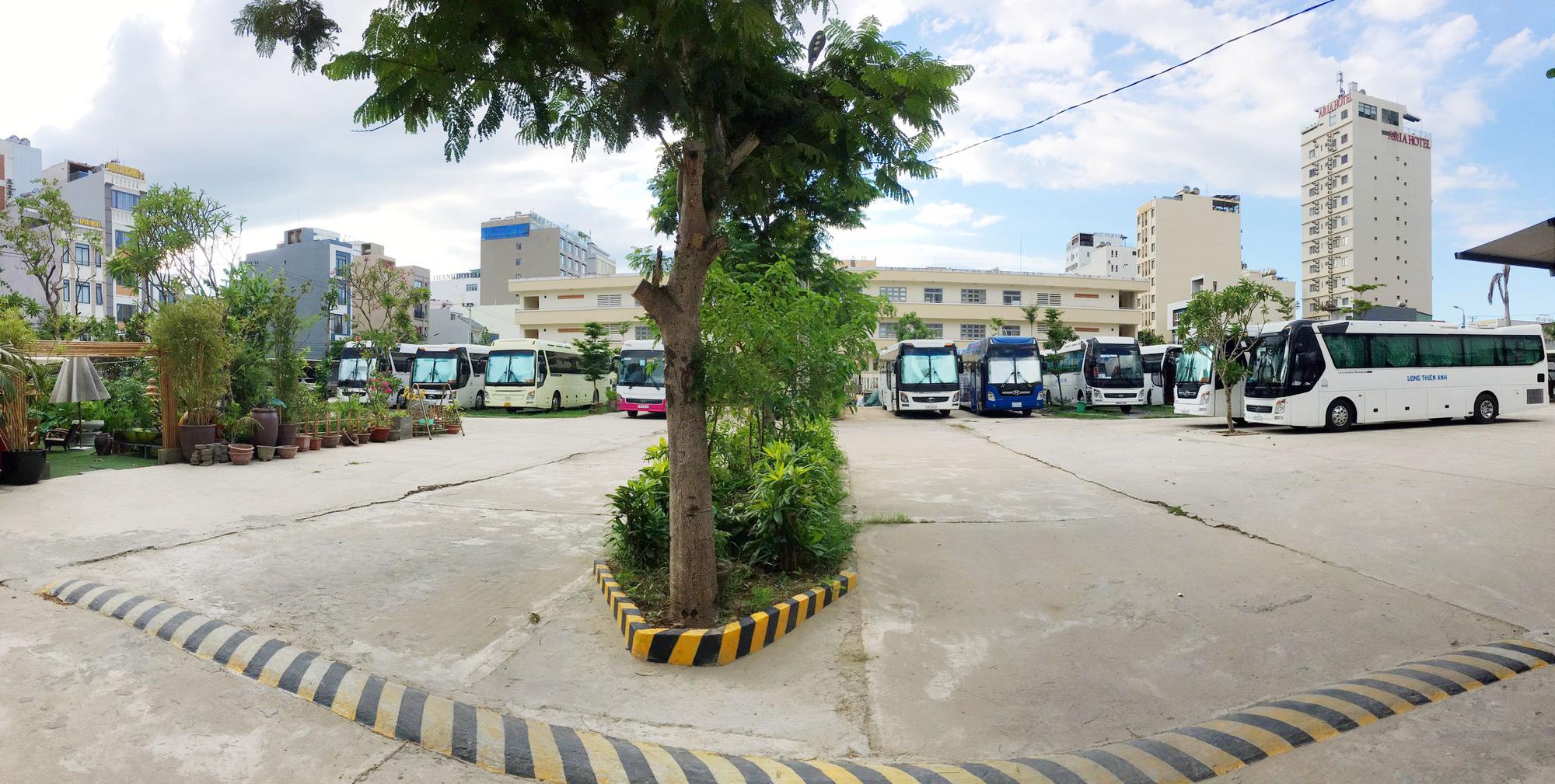 Cận cảnh hai khu đất sát bãi biển Mỹ Khê, Đà Nẵng sẽ đấu giá làm bãi đỗ xe - Ảnh 14.
