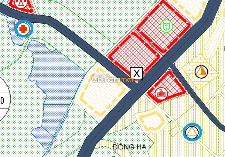 Đất dính quy hoạch ở xã Đông Yên, Quốc Oai, Hà Nội - Ảnh 1.