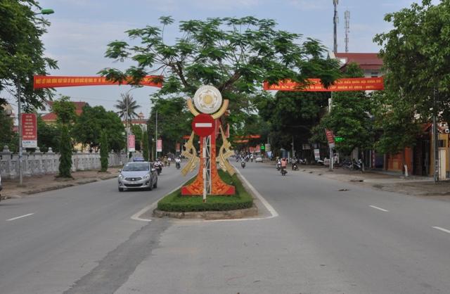 Thanh Hóa: Thị trấn Quán Lào sẽ được mở rộng diện tích gấp hơn ba lần - Ảnh 1.