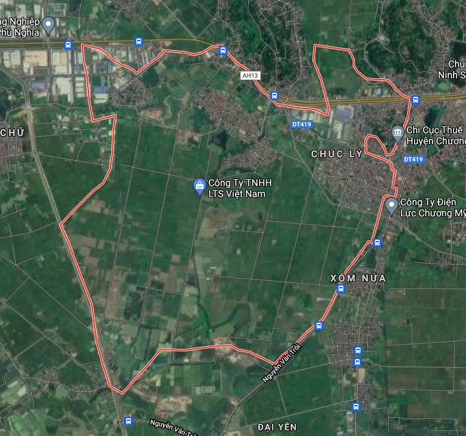 Kế hoạch sử dụng đất xã Ngọc Hoà, Chương Mỹ, Hà Nội năm 2021 - Ảnh 2.