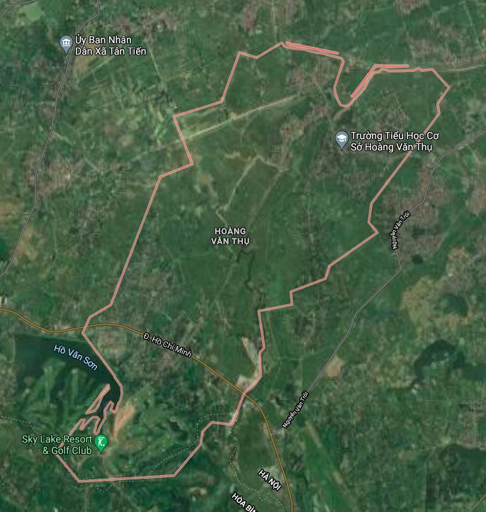 Kế hoạch sử dụng đất xã Hoàng Văn Thụ, Chương Mỹ, Hà Nội năm 2021 - Ảnh 2.