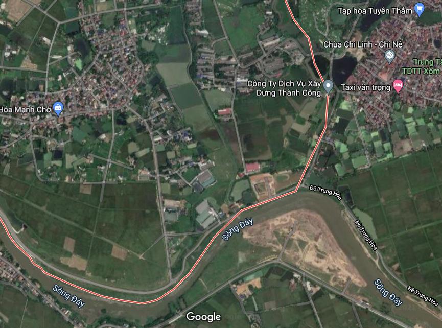 Đất dính quy hoạch ở xã Thanh Bình, Chương Mỹ, Hà Nội - Ảnh 3.