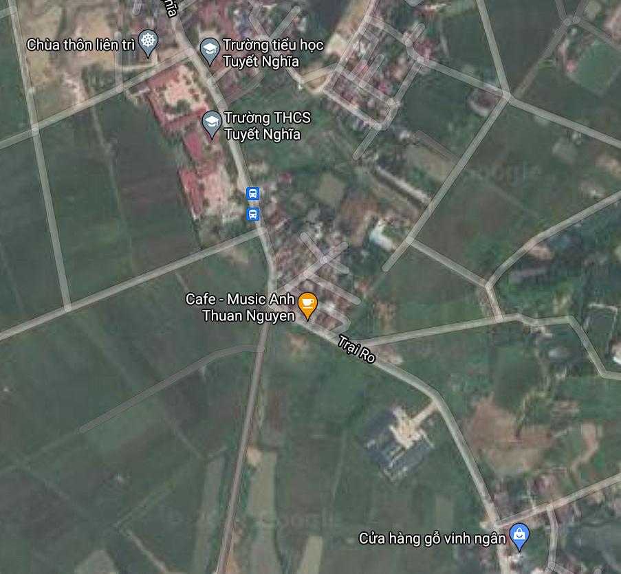 Đất dính quy hoạch ở xã Tuyết Nghĩa, Quốc Oai, Hà Nội - Ảnh 2.