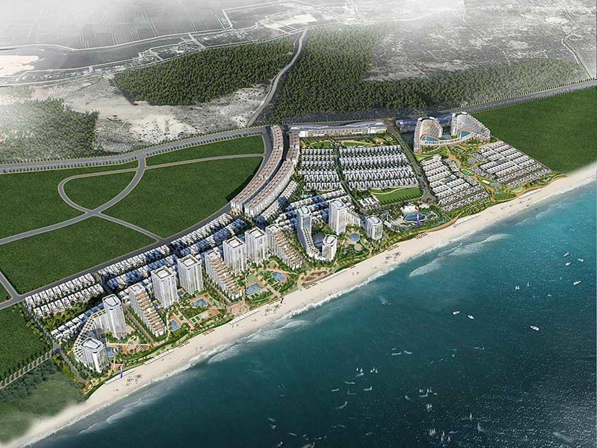 Bình Định điều chỉnh quy hoạch 1/500 dự án Laimian gần 113 ha - Ảnh 1.