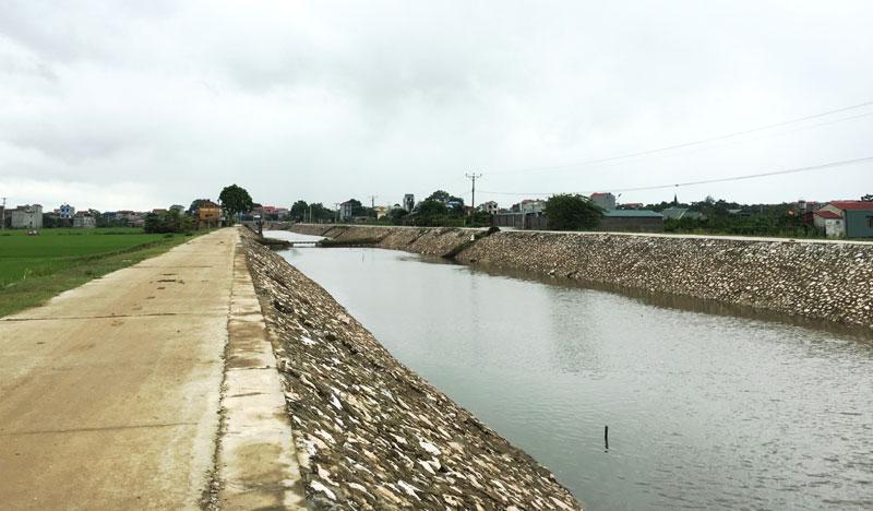 Kế hoạch sử dụng đất xã Phúc Lâm, Mỹ Đức, Hà Nội năm 2021 - Ảnh 1.