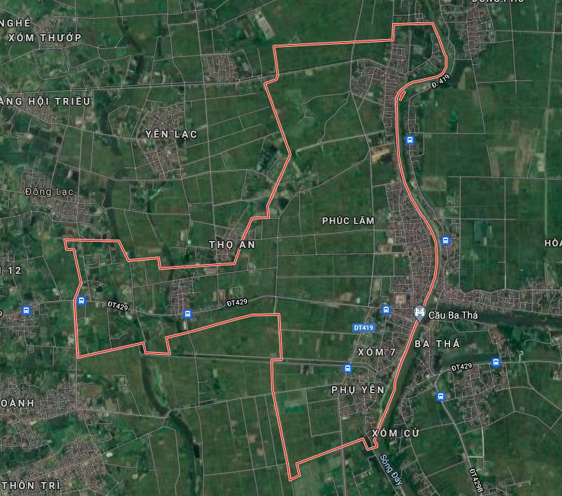 Kế hoạch sử dụng đất xã Phúc Lâm, Mỹ Đức, Hà Nội năm 2021 - Ảnh 2.