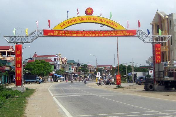 Thanh Hóa duyệt điều chỉnh quy hoạch đô thị Hà Lĩnh hơn 2.400 ha - Ảnh 1.